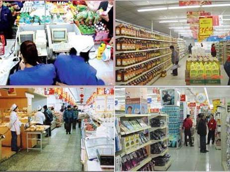 大型購物商場高清視頻監控解決方案分析