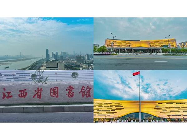 江西省图书馆新馆安防器材采购项目