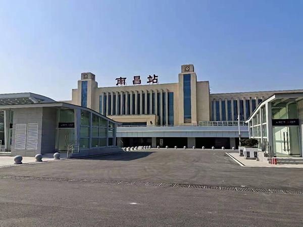 江西省南昌市火车站东广场智能化工程